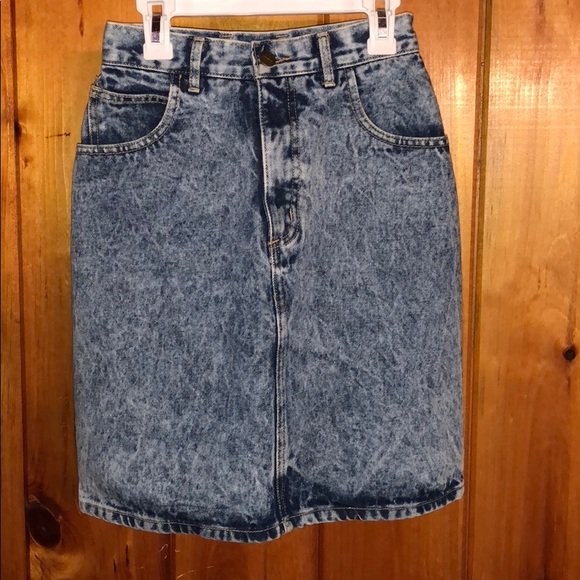 latest collection more photos quality first Guess jean skirt